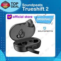 Soundpeats Trueshift 2 Wireless Earphone Headset Bluetooth Trueshift2