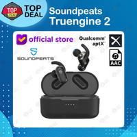 Soundpeats TRUENGINE 2 HiFi Dual Driver TWS Headset Bluetooth 5.0 APTX