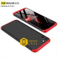 Case Realme C11 Hardcase Original GKK 360 Full Protective