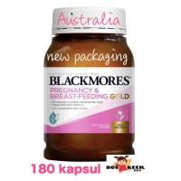 Blackmores Pregnancy and Breastfeeding Gold 180 kapsul australia