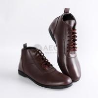 Terlaris! Crazy Deals Aegis - Ignite Lite Brown Exclusive Sepatu Boots