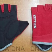 Sarung Tangan Fitness & Gym KETTLER 0987 ORIGINAL - Merah, S
