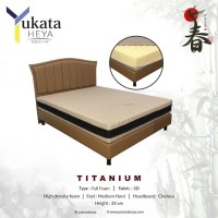 Yukata Heya Type Titanium MATTRASS ONLY (Vacumable)