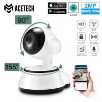 Ip Camera CCTV Mini Wifi p2p Wireless Security Infrared Night - Q6