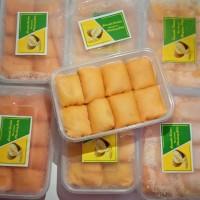 Pancake durian non cream Montong Palu
