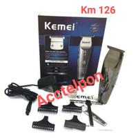 Alat Cukur Rambut Kemei km-126 LCD DISPLAY / Baby Cut Professional