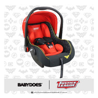 Car seat Carrier Babydoes Justice League - Dudukan Mobil Bayi Sameday