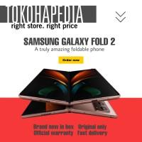 Samsung Galaxy Fold 2 12GB RAM 256GB ROM RESMI SAMSUNG INDONESIA
