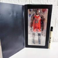 mainan action figure michael jordan NBA tinggi 7 inch artikula