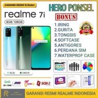 REALME 7i RAM 8/128 GB GARANSI RESMI REALME INDONESIA