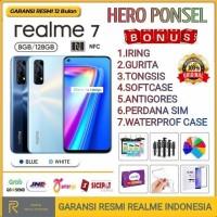 REALME 7 RAM 8/128 GB GARANSI RESMI REALME INDONESIA