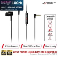 ASUS ROG Cetra Core In-Ear Gaming Headphones