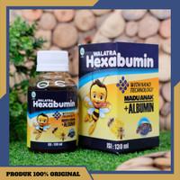 Walatra Hexabumin Madu Anak + Albumin ORIGINAL 100%