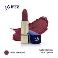 Inez Color Contour Plus Lipstick - Roof Terracotta (New Case)