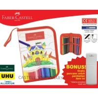 Faber-Castell Colour Pencil Set