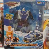 Sale Mainan: Legend Hero Legend King Tiger