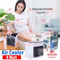Kipas Cooler Mini Artic Air Portable Rehargable Conditioner 202-16 - Air Cooler -7