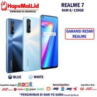 REALME 7 RAM 8/128GB GARANSI RESMI REALME INDONESIA TERMURAH