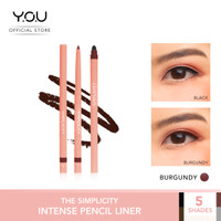 The Simplicity Intense Pencil Liner By YOU Makeups
