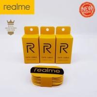 Kabel Data Realme Original 100% Micro usb Support Fastcharging100%
