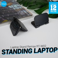 Laptop Stand Remax RT-W02 Laptop Cooling Stand 15 Inch X2 Original