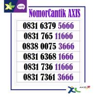 Nomor Cantik Kartu Perdana XL AXIS 4G LTE TERBAIK Buat Kontak BISNIS