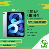 Apple iPad Air 4 2020 10.9 256GB 64GB WiFi Only Blue Grey Green Gold