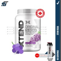 Scivation Xtend BCAA 90Serv 90 Serving Servings - Grape