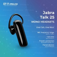 Jabra Talk 25 Wireless Bluetooth Headset