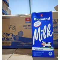 DIAMOND UHT Milk Full Cream 1 Lt