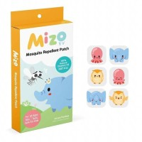 MIZO by NOKITO Mosquito Repellent Patch Sticker Anti Nyamuk Bayi murah