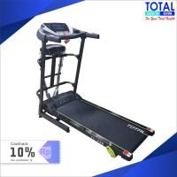 Alat Fitnes Treadmill Electric TL246 Treadmill Elektrik Total