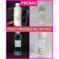 PROMO !! PAKET MURAH SLIME KIT/BAHAN SLIME/DIY SLIME/MAINAN EDUKATIF
