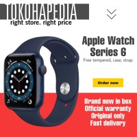 Apple Watch Series 6 40mm Space Gray / Gold / Blue/ Red/ Silver Sport