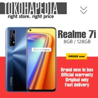 Realme 7i 8/128 Ram 8GB Internal 128GB Garansi Resmi