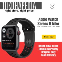 Apple Watch Series 6 Nike 44mm Space Gray with Anthracite/Black