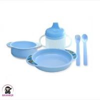 LUSTY BUNNY Baby Feeding Set Alat Makan Bayi - LB 1363