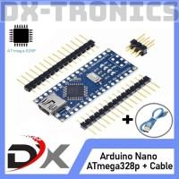Arduino Nano ATmega328p + USB Cable