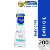 MUSTELA STELATOPIA BATH OIL 200 ML