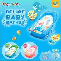 Baby Bather Sugar Baby - Dudukan Alat Bantu Tempat Mandi Bayi Newborn