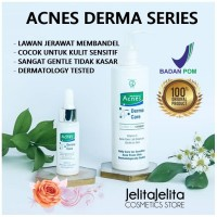 ACNES Derma Care Gentle Cleanser / Pembersih Wajah Jerawat Sensitive
