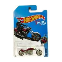 Hotwheels Blast Lane Motor Mainan Anak Ori Mattel Merah