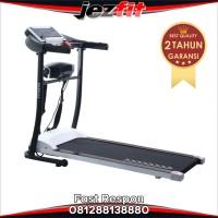 New Treadmill Elektrik Motorizer Treadmill ID002M Treadmill + Massage