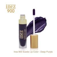 Inez 900 Suede Lip Color - Deep Purple