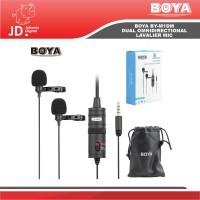 Boya BY-M1DM Dual Omnidirectional Lavalier Mic