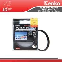 Filter UV Kenko Pro1 Digital 37, 40.5, 43, 46, 49mm