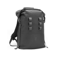 Chrome Industries Urban EX Rolltop 30L Backpack Black Tas Ransel Pria