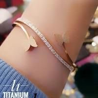titanium gelang wanita 23y27