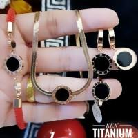 titanium set perhiasan 23y8