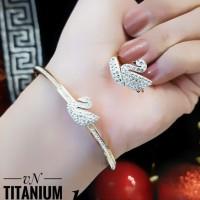 titanium gelang cincin 23y20